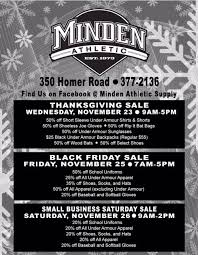 under armour on sale black friday minden athletic supply home facebook