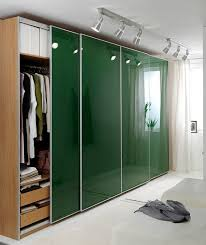 Glass Doors For Closets Bifold Mirrored Closet Doors Lowes Tri Pass Sliding Wooden Images