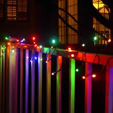 color changing solar string lights color changing string lights solar 22 feet set of 2 solascape