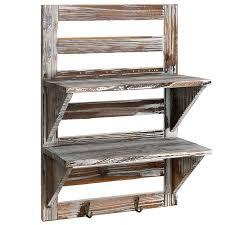 cool shelves cool idea rustic wooden shelves simple ideas cup half full wood