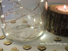 Led Wire String Lights by Wood Confetti Hearts Led Battery Powered String Lights