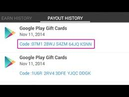 redeem play gift card how to get a free play store redeem code 2017