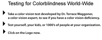 How Many People Are Color Blind Colorvisiontesting Colorblind