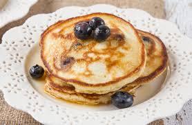 blueberry pancake recipe blueberry pancake recipes genius kitchen