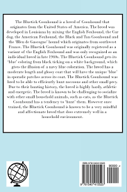bluetick coonhound obedience the bluetick coonhound a complete and comprehensive owners guide