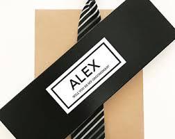 tie box gift tie box etsy