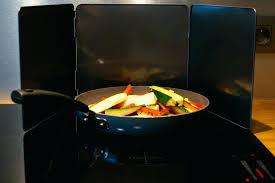 spritzschutzfolie küche kuche spritzschutz glas matt marcusredden