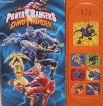 power rangers dino thunder play sound book unknown author