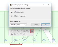 graphical editing of stair scheme help center archicad bimx