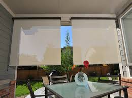 Bamboo Patio Shades What Are Exterior Porch Shades Also Known As Patio Shades