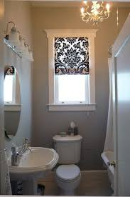 best 25 bathroom window treatments ideas on farmhouse
