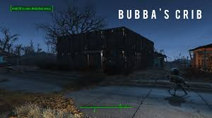 Two Story Workshop Fallout 4 Bubba U0027s Crib Two Story House Walk Through Youtube