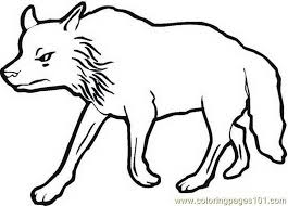 wolves mammals wolf free printable coloring page online 609526