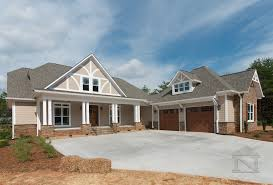 craftsman style home built by north point custom builders in