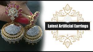 artificial earrings artificial earrings