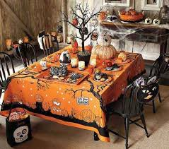 Halloween Wedding Table Centerpieces by Ideas For Halloween Table Decoration