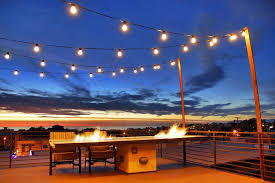deck string lighting ideas outdoor deck lighting ideas guideable co