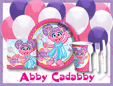 abby cadabby party supplies sesame abby cadabby party supplies and printable for