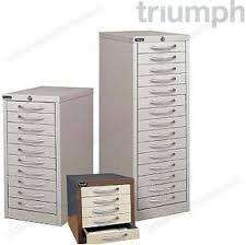 Multi Drawer Wooden Cabinet Triumph Multi Drawer Cabinets Triumph Filing Cabinets