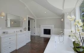 Wainscoting Bathroom Ideas Colors Master Bathroom Wainscoting Design Ideas