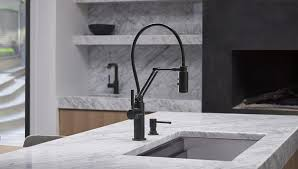 kitchen brizo kitchen faucet with leading the articulating