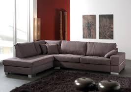 canapé d angle 200x200 canapé d angle à gauche santa barbara marron