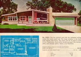 Midcentury Modern House - retro garage door decoration ideas and modern designs for mid