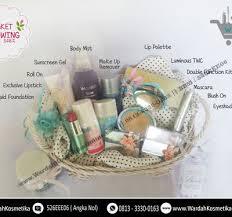 Paket Make Up Wardah Untuk Seserahan seserahan pernikahan jual kosmetik wardah harga paket murah