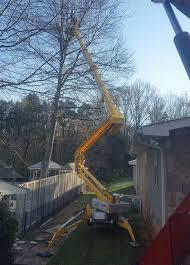 chattanooga tree service inc equipment