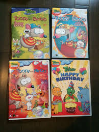 find more toopy u0026 binoo and treehouse dvds for sale at up to 90