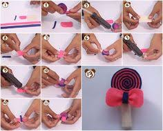 membuat kerajinan bros tutorial cara membuat bros kupu kupu dari kain flanel felt