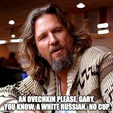 White Russian Meme - at the bar imgflip