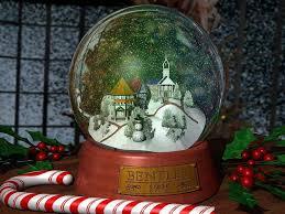 christmas snow globe wallpapers