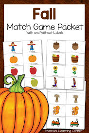 free fall and thanksgiving packets word problem practice