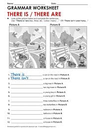 Countable And Uncountable Some Any Exercises Pdf 45 Best There Is There Are Images On Lessons