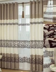 no sew burlap kitchen curtains gallery of outstanding valance