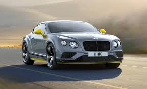black bentley sedan bentley continental gt speed gets speedier with more power u2013 news
