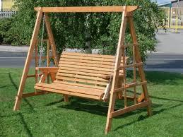 Backyard Cing Ideas For Adults Best 25 Wood Swing Ideas On Pinterest Wooden Tree Swing Diy