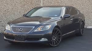 lexus ls 460 tires 2008 lexus ls 460 lwb fully loaded used bmw for sale dallas