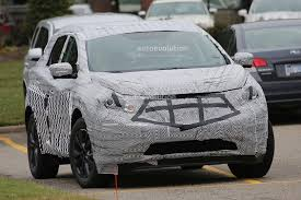 2017 nissan armada spy shots spyshots 2016 nissan murano first photos autoevolution