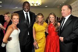Collins Tuohy The Blind Side Collins Tuohy And Leigh Anne Tuohy Photos Photos Time Cnn People