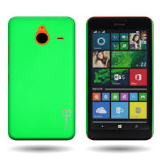 Ebay Microsoft Office by For Microsoft Lumia 640 Xl Case Lime Green Slim Plastic Hard