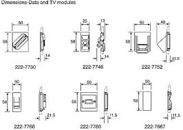k545 whi mk cat5 1 way rj45 data socket mk
