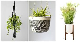 bright inspiration hanging indoor planters modest decoration