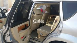 nissan armada qatar living rexton in good condition for urgent sale qatar living