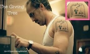 the gos tattooed gosling addicted