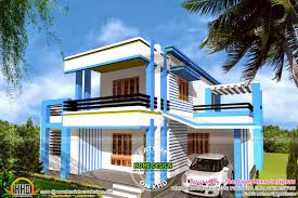1250 sq home design and ft kerala modern style 2017 images
