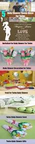 5 baby shower theme ideas for twins bash corner