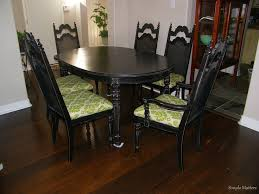 distressed kitchen table and chairs black distressed dining chairs breathtaking room furniture table a