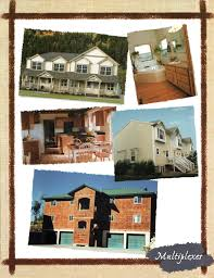 multifamily structures high quality model homes pierce homes